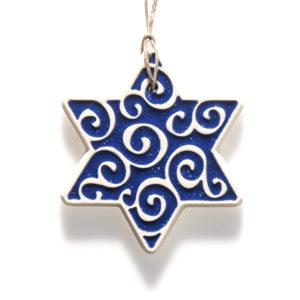gwiazdka niebieska